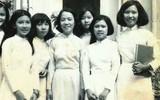 Những hình ảnh hiếm về nữ sinh Sài Gòn – Gia Long xưa đẹp mê hoặc lòng người