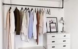 3 ý tưởng giúp không gian gọn gàng, sang trọng nhờ khéo bố trí góc lưu trữ đồ