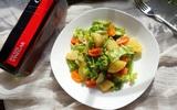 Chống ngán và giảm cân với món salad khoai tây làm chỉ trong 15 phút
