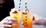 Đã khát ngày hè với món soda trái cây mát lịm