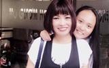 Con gái Phương Thanh lớn phổng phao xuất hiện cùng mẹ tại Hà Nội