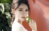 Á hậu Thùy Dung như nàng công chúa yêu kiều trong loạt váy trắng tinh