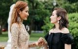 Hoàng Thùy bất ngờ mời Hoa hậu Trúc Diễm chấm thi ở