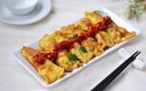 Cơm nhà hết veo với món trứng tráng cuộn thịt cực ngon