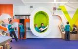 Những trường học được thiết kế như một tác phẩm nghệ thuật đầy cảm hứng trên thế giới
