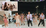 Cô gái may mắn nhất nước: Đại gia đình nhà trai nhảy flashmob hỗ trợ cầu hôn, em chồng từ Mỹ làm tổng đạo diễn