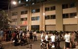 Hà Nội: Cô gái trẻ rơi từ tầng 25 tử vong tại chung cư Tân Tây Đô