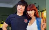 Bố Hà Anh tặng con rể món quà sinh nhật đặc biệt kèm lời cảnh cáo gây xôn xao mạng xã hội