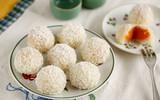 Mochi khoai lang - món bánh ngọt mát bạn nên thử