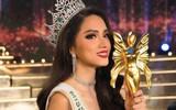 Vừa đăng quang, Hương Giang đã bày tỏ tham vọng mang cuộc thi Hoa hậu chuyển giới về Việt Nam