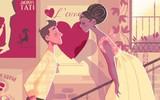 Truyện tranh: Đây là lý do phụ nữ muốn hạnh phúc đừng yêu