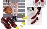 Ngoài Zara và H&M, các nàng công sở có thể tìm được những mẫu giày dép với đủ mọi giá tiền từ 6 thương hiệu này