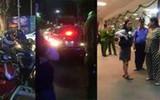 Hà Nội: Lùi ô tô vào xe của Phó Giám đốc bệnh viện, nam thanh niên còn xuống xe chửi bới đuổi đánh nữ bác sĩ