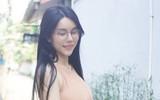 Ăn mặc nóng bỏng bán bánh ngoài phố, cô gái Thái Lan không bị ném đá mà còn được khen ngợi vì quá xinh đẹp
