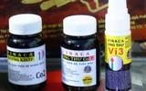 TP.HCM: Thanh tra đột kích, thu giữ sản phẩm chữa ung thư làm từ than tre của công ty Vinaca
