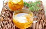 Tự làm hũ cam gừng ngâm đường phòng trừ cảm cúm tiết giao mùa