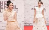 Nhã Phương, Đông Nhi, Phạm Hương cùng dàn sao khoe sắc tại show diễn giữa Vịnh Hạ Long của NTK Lê Thanh Hòa