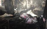 Vụ cháy nhà khiến 3 mẹ con tử vong ở Nam Định: Người mẹ ôm 2 con trong tay tới lúc chết