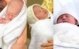 Lộ diện những hình ảnh đầu tiên của Hoàng tử út: Giống anh cả George và chị Charlotte như tạc!
