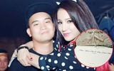 Lộ thiệp cưới chính thức của Diệp Lâm Anh và bạn trai thiếu gia
