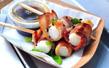 Thêm một cách mới để thưởng thức món bánh gạo Hàn Quốc ngon lạ