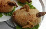 Góc ẩm thực: Xuất hiện món gà suýt thì có lối thoát làm chao đảo giới sành ăn trên MXH