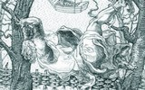 Tìm ra điểm yếu lớn nhất của bản thân qua hình ảnh đầu tiên nhìn thấy trong bức tranh đen trắng