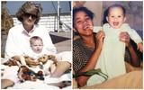 Dù xuất phát điểm khác nhau nhưng Harry - Meghan đều có hai người mẹ giống nhau đến kinh ngạc