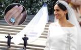 Là cô dâu Hoàng gia, bằng cách này  Meghan Markle đã tuân thủ 4 quy tắc mà các cô dâu phương Tây đều làm khi về nhà chồng