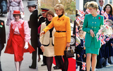 Nhan sắc và khí chất hoàn hảo của cố Công nương Diana trong những khoảnh khắc xưa