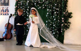 Xuất hiện đám cưới hoàng gia phiên bản nhí khiến dân mạng