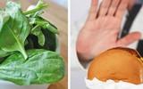 Muốn ngon miệng mà không sợ ăn quá nhiều, ngày ngày cứ thêm 10 thực phẩm này vào thực đơn là sẽ được như ý