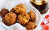Người Nhật có món bánh rán đường mang lại may mắn làm cực dễ ngon miễn chê