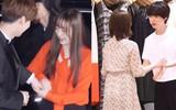 Ahn Jae Hyun có một thói quen khó bỏ: Tự tìm tay Goo Hye Sun để nắm chặt, bà xã nhắc nhở cũng không buông