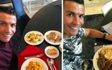 Để có được năng lực làm nên cú hat-trick trong trận đấu với Tây Ban Nha, Ronaldo đã tuân thủ chế độ ăn uống và cách tập luyện này
