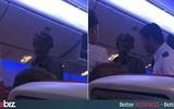 Chuyện chưa từng thấy: Lên máy bay… ăn xin