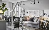 Đây là những phòng khách đẹp như trong mơ mà bạn có thể thiết kế khi có chi phí eo hẹp