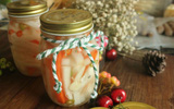 Mách bạn cách làm củ cải ngâm chua ngọt cực ngon