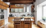 7 cách bố trí thông minh cho không gian nhà bếp thông thoáng