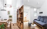 Ngôi nhà 45m² có 4 phòng ngủ cực hợp lý và đáng học tập để có tổ ấm đẹp ở thành phố