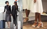 Sau khi bị stylist cho diện hoài đồ cũ, cuối cùng thì Hoa hậu H'Hen Niê cũng có đôi giày mới của riêng mình