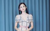 Chia tay Trương Hàn, phong cách của Cổ Lực Na Trát ngày càng gợi cảm và cá tính hơn hẳn