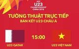 Đây là cách xem livestream U23 Việt Nam đá bán kết trong trường hợp bạn không có tivi