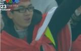 Chị em xắn tay truy tìm chàng CĐV điển trai trong trận U23 Việt Nam - Qatar!