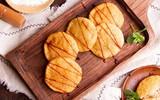 Cách làm bánh rán nhân thịt kiểu mới ăn một lần là mê