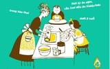 Những nguyên tắc mẹ phải nằm lòng khi sử dụng dầu ăn dinh dưỡng