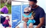 Tình yêu mê đắm của ông bố Việt trong bộ ảnh chụp con gái đẹp như cổ tích