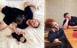 15 bức ảnh bố mẹ nào con nấy khiến bạn phải bật cười