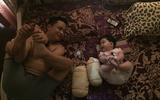 Chùm ảnh: Những ông bố cute nhất quả đất khiến ai cũng phải bật cười