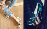Loafers cao gót chắc chắn là đôi giày đáng đầu tư nhất mùa Thu/Đông năm nay